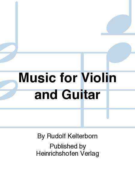 Music for Violin and Guitar