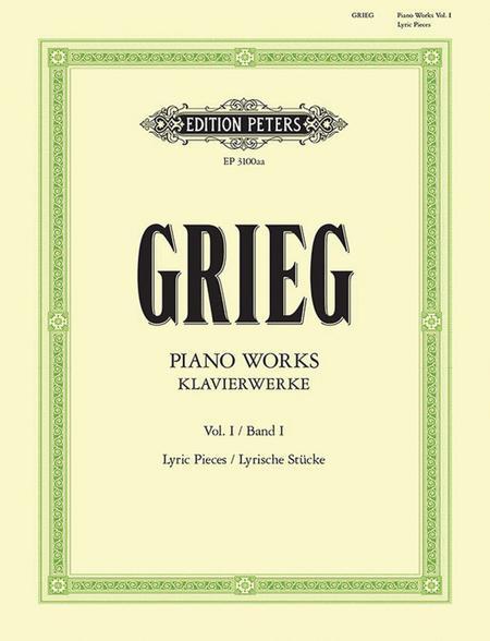 Piano Works Vol. 1 (Lyric Pieces)