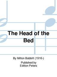 The Head of the Bed