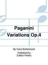 Paganini Variations Op.4