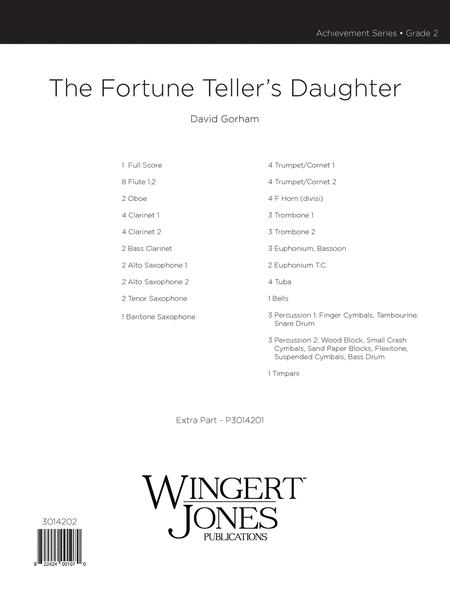 The Fortune Tellers Daughter