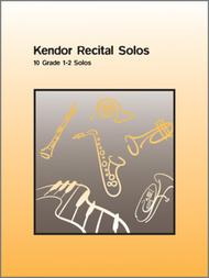 Kendor Recital Solos - Tuba - Piano Accompaniment