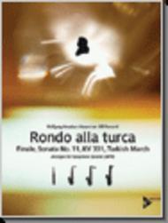 Rondo Alla Turca (Finale, Sonata No. 11, KV 331)