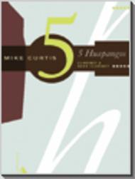 5 Huapangos (Bb & bass clarinets)