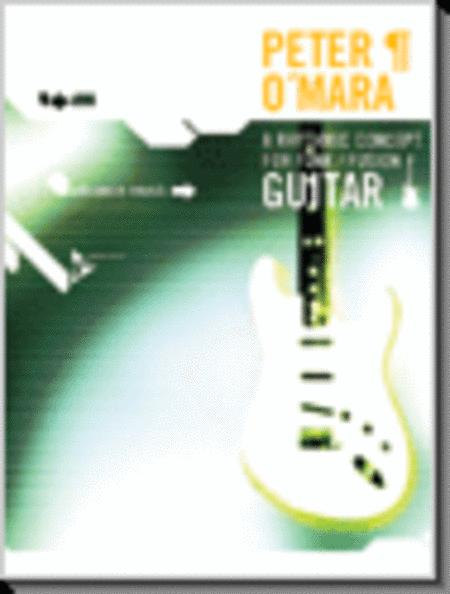 A Rhythmic Concept for Funk / Fusion Guitar