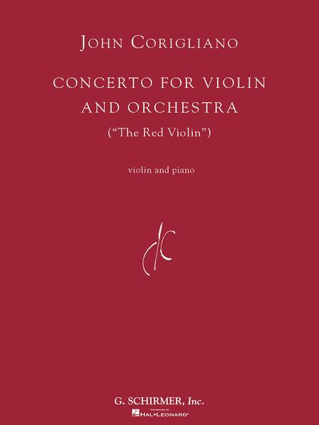 Concerto for Violin and Orchestra (The Red Violin)