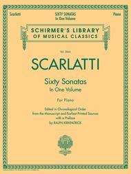 60 Sonatas, Books 1 and 2