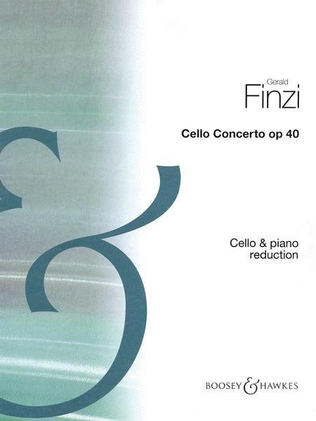 Cello Concerto Opus 40