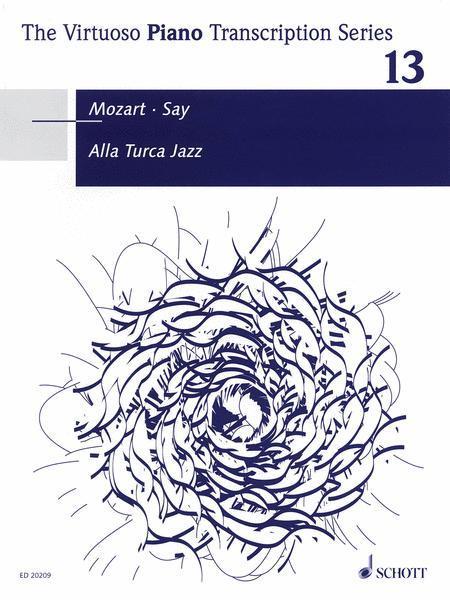 Alla Turca Jazz op. 5b