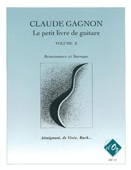 Le petit livre de guitare, Volume 2