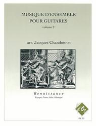 Musique d'ensemble pour guitares, Volume 2