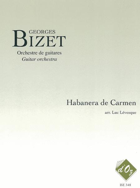 Habanera de Carmen