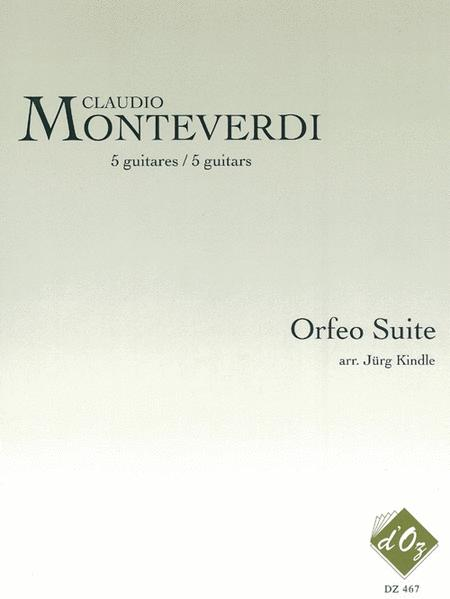 Orfeo Suite