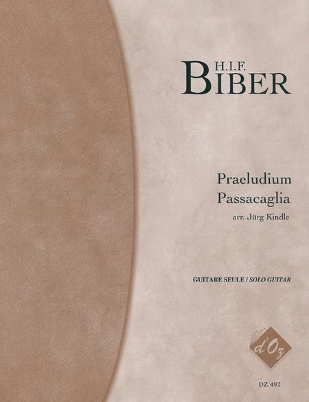 Praeludium, Passacaglia
