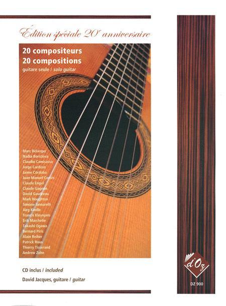 Edition 20e anniversaire, 20 comp. (CD included)