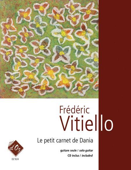 Le petit carnet de Dania (CD included)