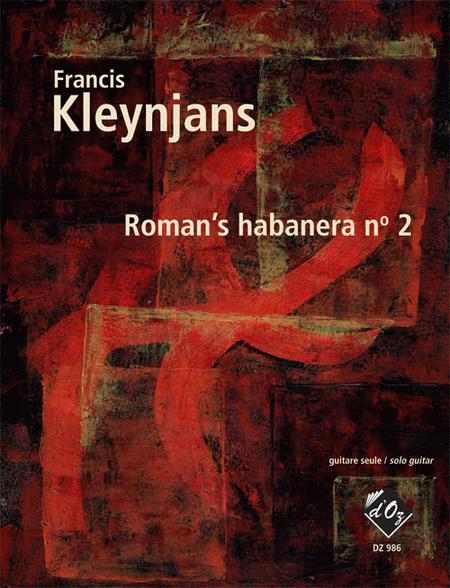 Roman's habanera no 2