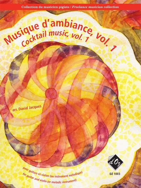 Collection du musicien pigiste, Musique d'ambiance, Volume 1