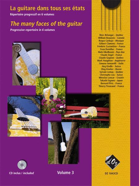 La guitare dans tous ses etats, Volume 3 (CD included)