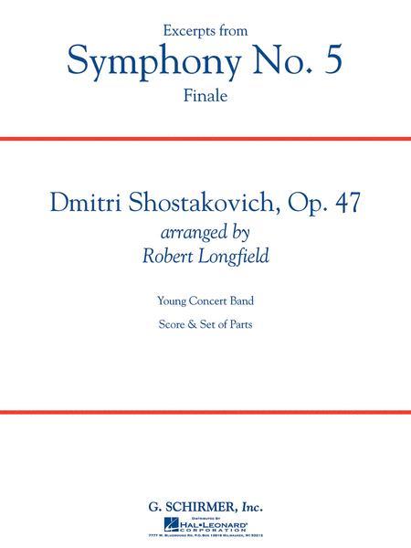 Symphony No. 5 - Finale (Excerpts)