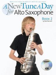 A New Tune a Day - Alto Saxophone, Book 2