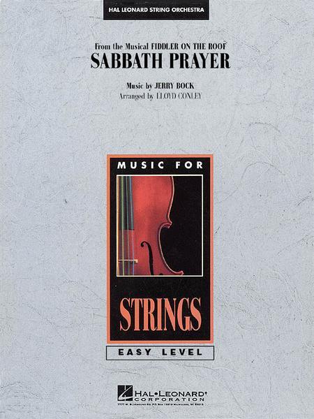 Sabbath Prayer (from Fiddler on the Roof)