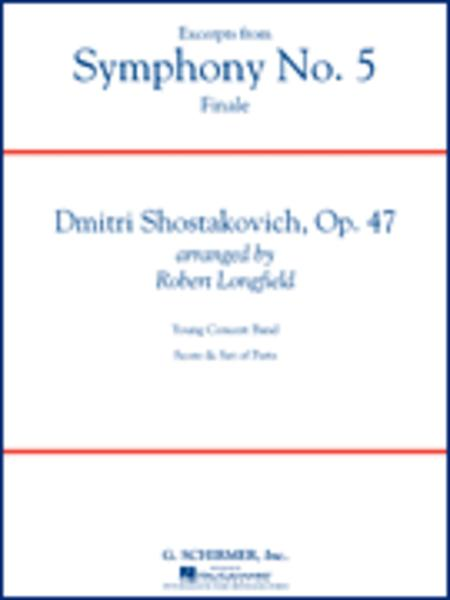 Symphony No. 5 - Finale (grade 3 Edition) Score