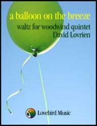 a balloon on the breeze