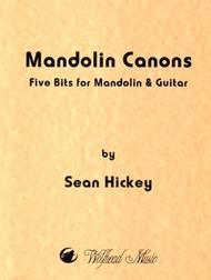 Mandolin Canons: Five Bits for Mandolin & Guitar