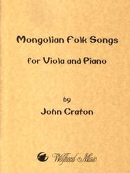 Mongolian Folk Songs