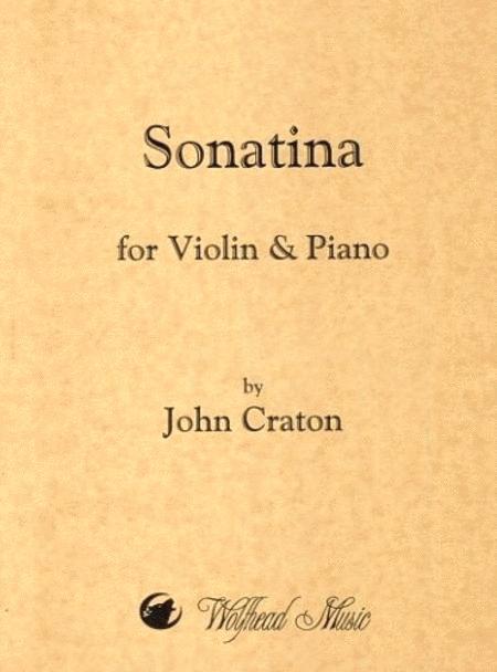 Sonatina No. 1 for Violin and Piano