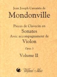 Violin Sonatas, op. 3 - Vol. 2