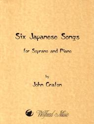 Six Japanese Songs