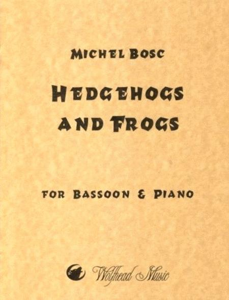 Hedgehogs and Frogs
