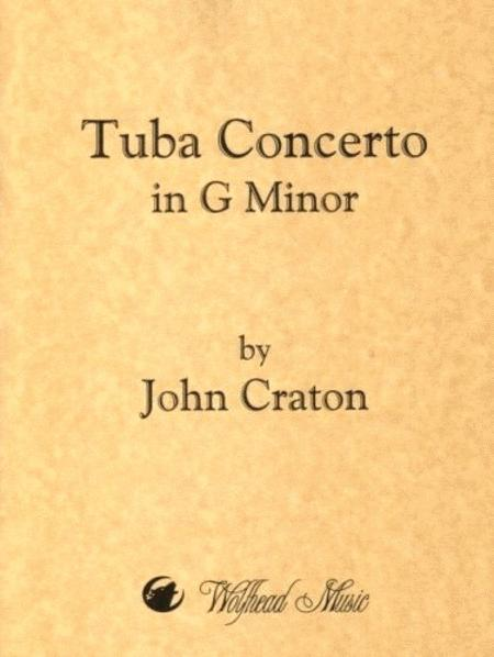 Tuba Concerto in G Minor