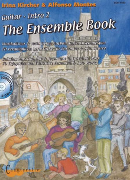 Guitar Intro 2 - The Ensemble Book