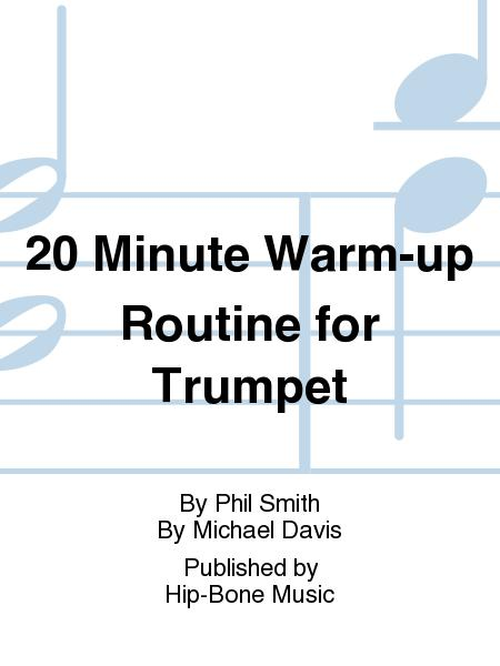 20 Minute Warm-up Routine for Trumpet