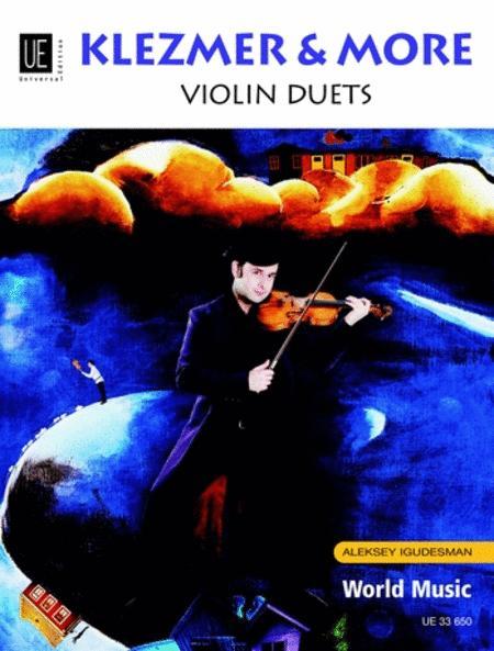 Klezmer Violin Duets