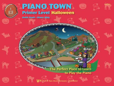 Piano Town Halloween - Primer