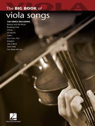 Big Book of Viola Songs