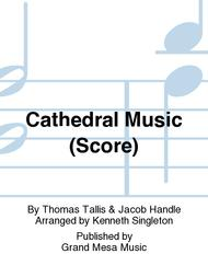 Cathedral Music (Score)
