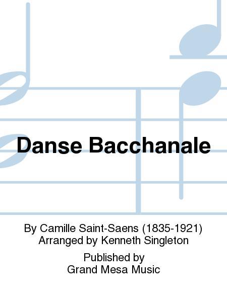 Danse Bacchanale