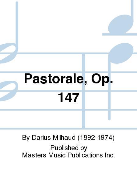 Pastorale, Op. 147