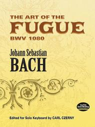 The Art of the Fugue, BWV1080