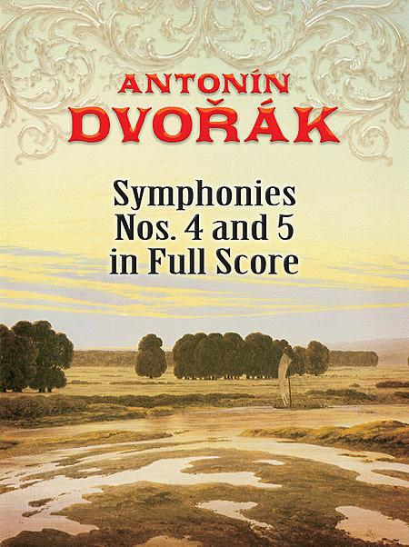 Symphonies Nos. 4 and 5 in Full Score