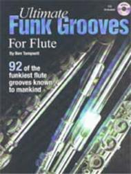 Ultimate Funk Grooves for Flute