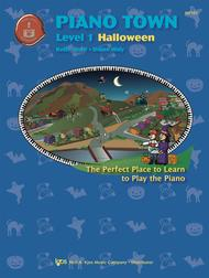 Piano Town Halloween, Level One
