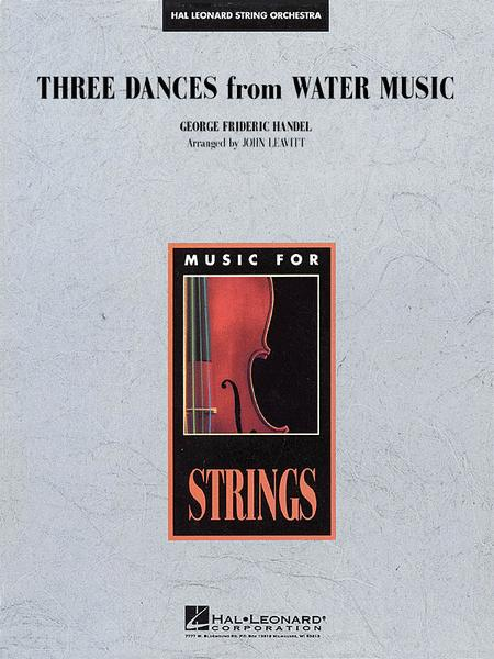 Three Dances from Water Music