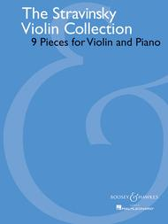 The Stravinsky Violin Collection