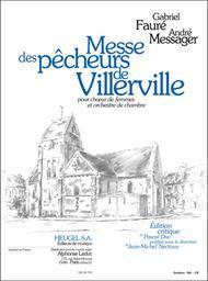 Messe Des Pecheurs de Villerville - Choeur de Femmes et Orchestre